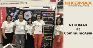 NIKOMAX at CommunicAsia: the long run has just started