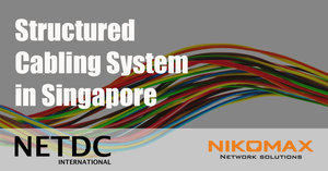 NETDC offers a full range of passive network equipment NIKOMAX